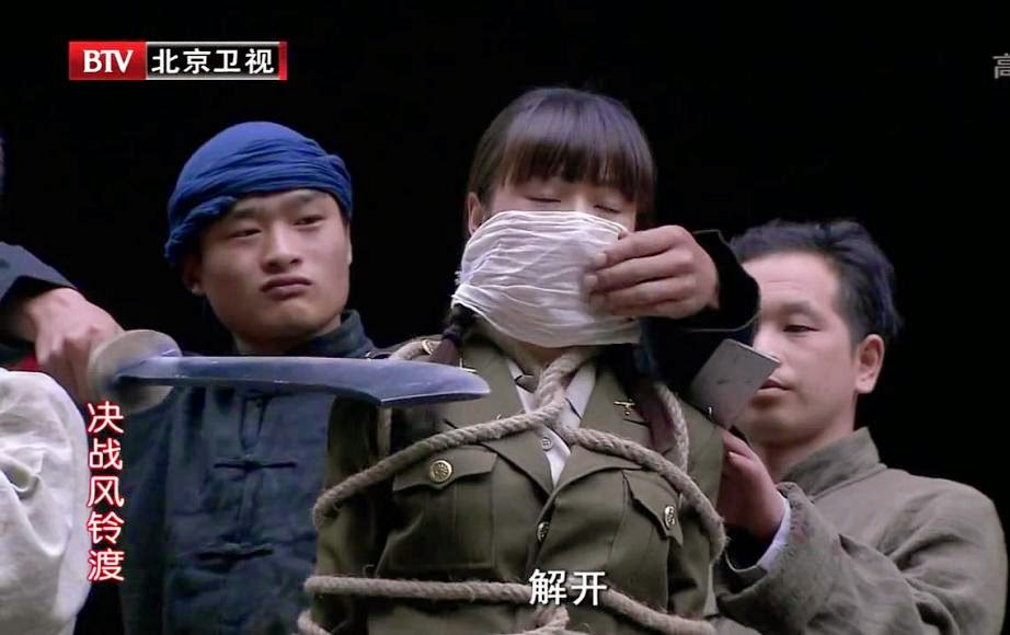 apparently being in the chinese military can be very distressing for